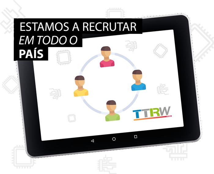 Recrutamento TTRW Store