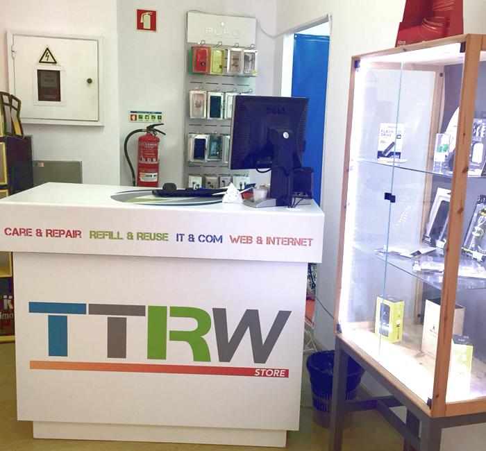 TTRW Store Pontinha