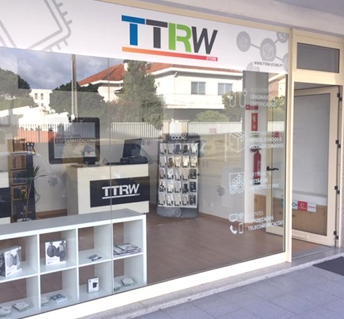 TTRW Store Paços de Brandão