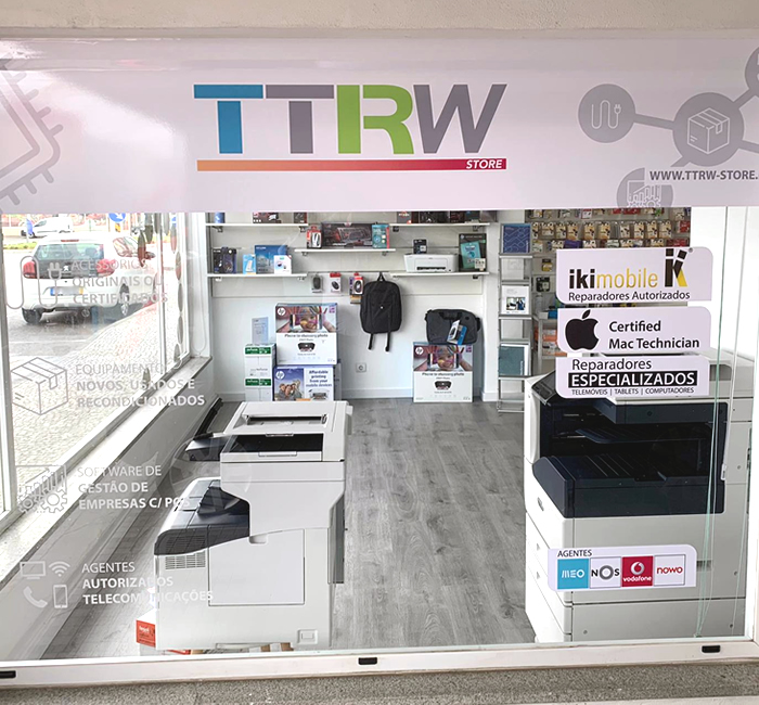 TTRW Store Seia